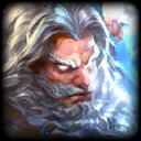 League of Legends Build Guide Author Warlord Gould
