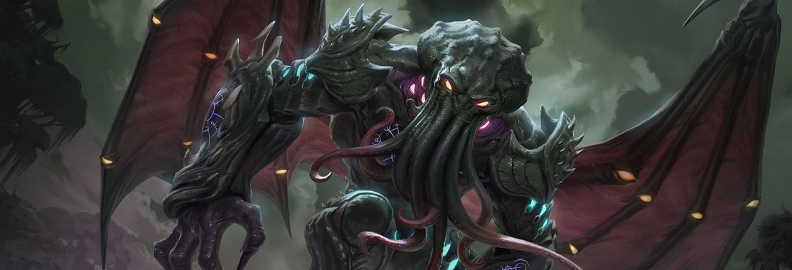 Banner for Cthulhu guides