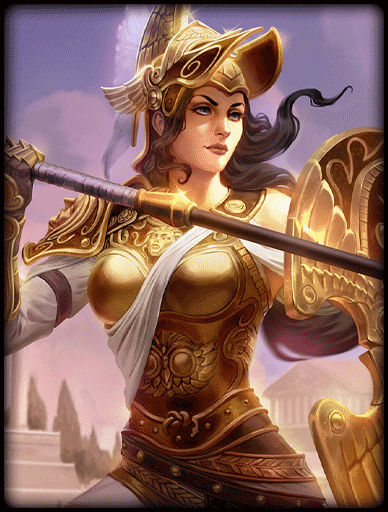Smite Athena Build Guide Sometimes Athena Is Needed Conquest