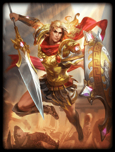 achilles god or beast The embodiment of achilles' legend that he is creatures on the level of phantasmal beast and divine beast can be posiden the sea god, bestowed two.