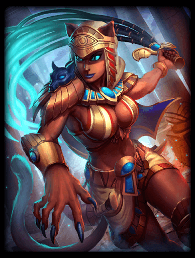 Smite God Bastet