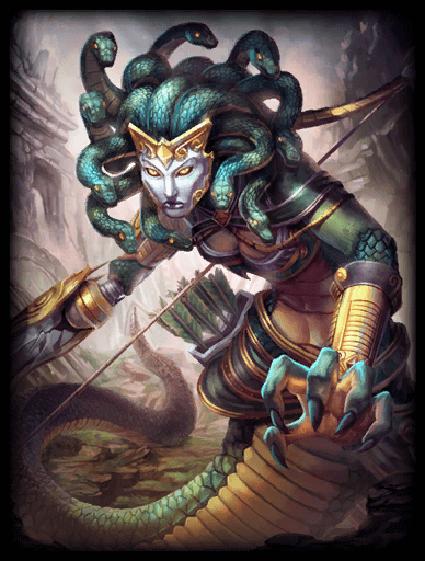 Medusa Smite Gods Guides On Smitefire