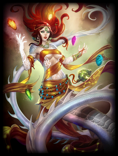 Smite Nu Wa Build Guide: There is a snake in the Jungle! D: (In ...