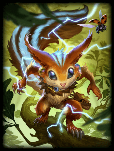 Smite God Ratatoskr