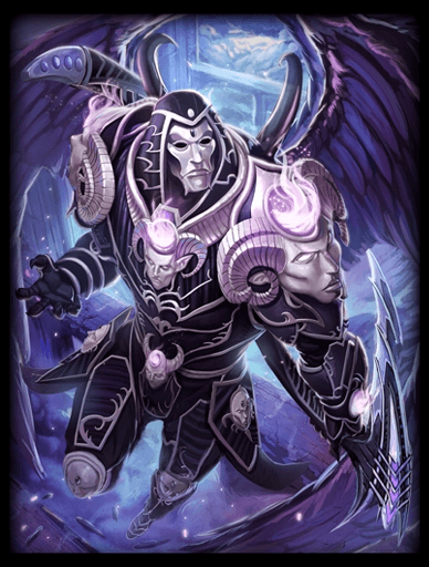 Smite God Thanatos