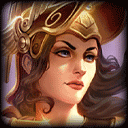 Smite God Athena