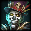 Baron Samedi Build Guide