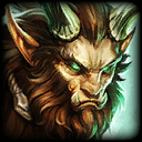New God Cernunnos