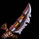Smite Items: Cursed Blade