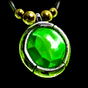 Build Item Emerald Talisman
