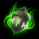Smite Items: Evergreen Acorn