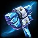 Build Item Frostbound Hammer