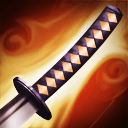 Build Item Hastened Katana