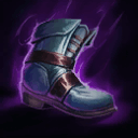 Build Item Magic Shoes
