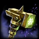 Smite Items: Runeforged Hammer