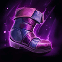 Build Item Shoes of the Magi