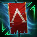 Smite Items: Spartan Flag