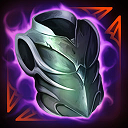 Smite Items: Tainted Breastplate
