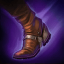 Build Item Traveler's Shoes