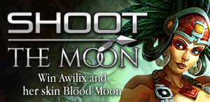 Win Awilix + her skin, Blood Moon!