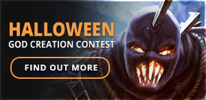 Halloween God Creation Contest!
