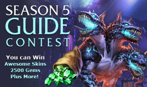 Check out the Season 5 Guide Contest!