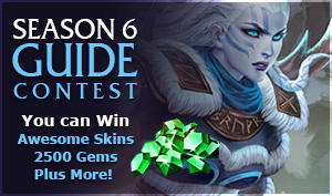 Check out the SMITEFire Season 6 Guide Contest!