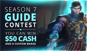 SMITEFire Season 7 Guide Contest!