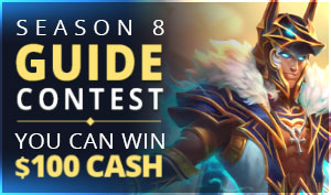 Season 8 Guide Contest!
