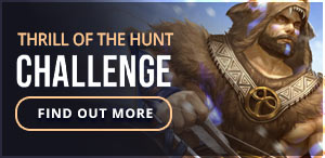 Weekly Challenge #29 - Thrill of the Hunt!