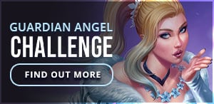 Weekly Challenge #35 - Guardian Angel!