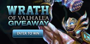 Wrath of Valhalla Giveaway