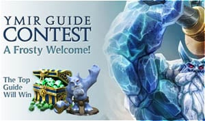 SMITEFire Guide Contest: A Frosty Welcome!