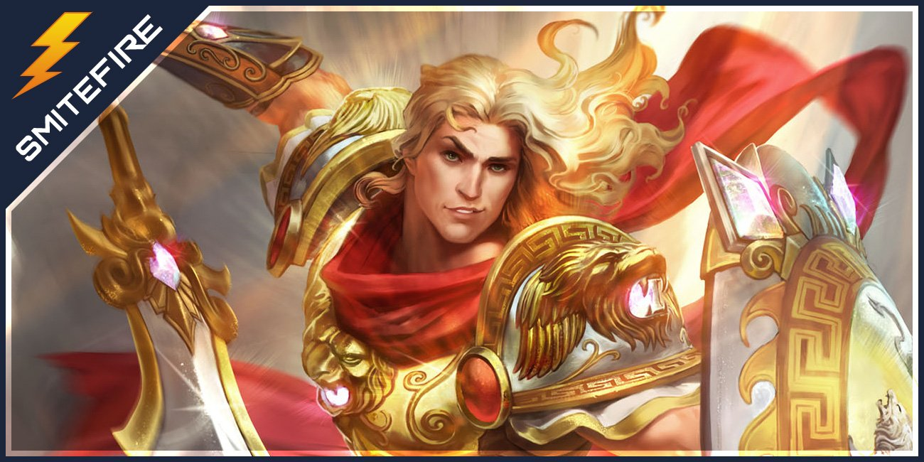 Achilles Smite Gods Guides On Smitefire
