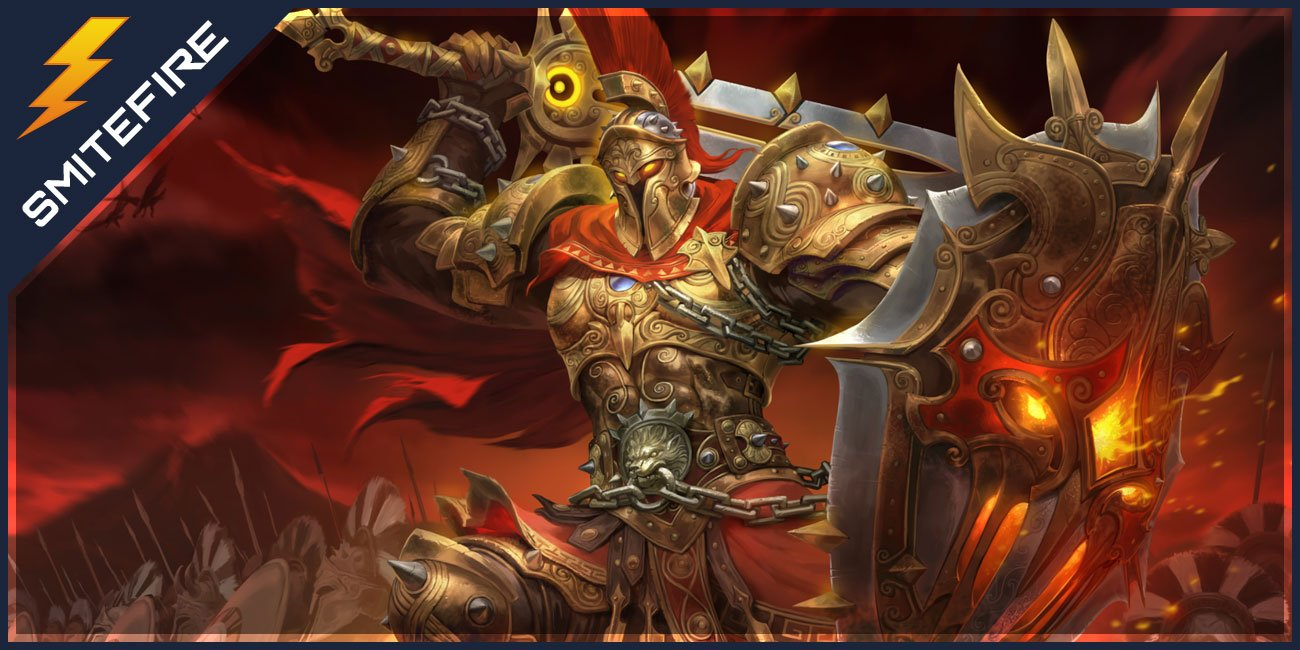 Ares: Smite Gods Guides on SMITEFire