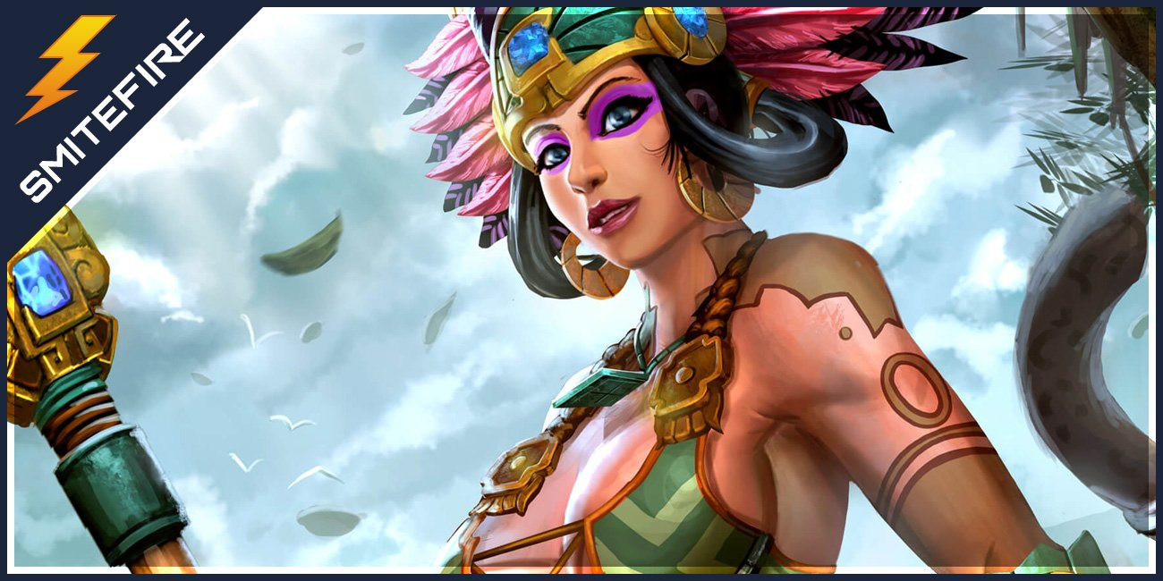Smite Awilix Build Guide: Awilix Guide: Suku the Lunartic [Conquest
