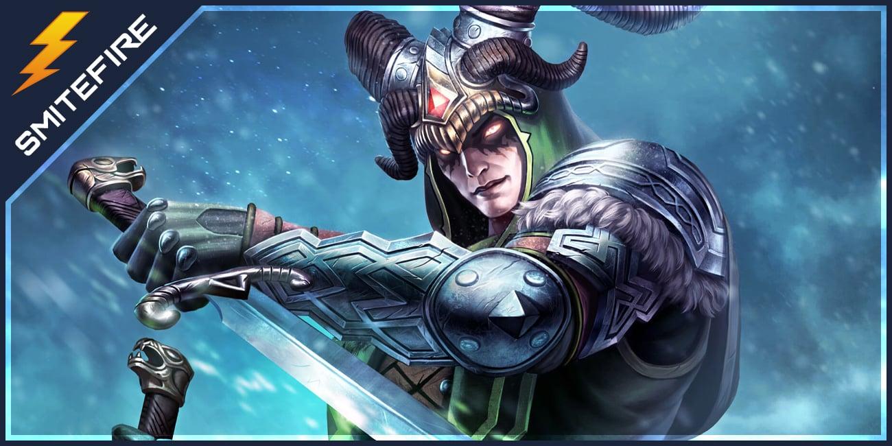 Loki: Smite Gods Guides on SMITEFire