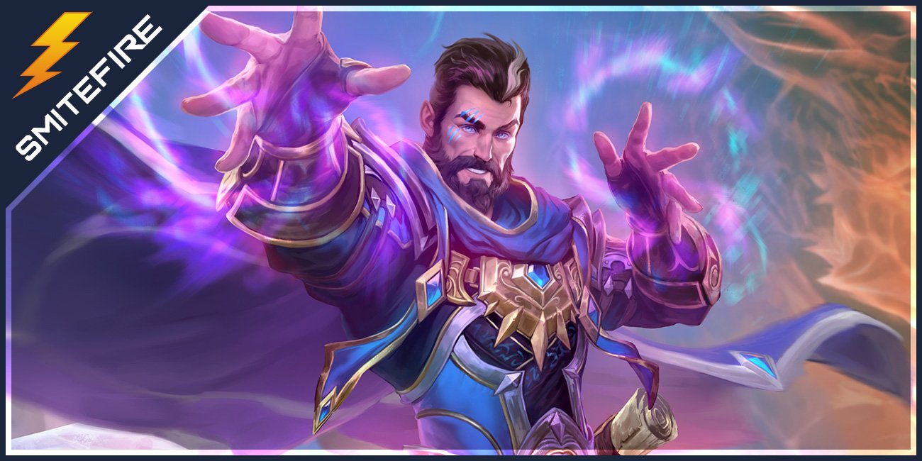 Smite Merlin Build Guide: Merlin go to guide for Mid Laners