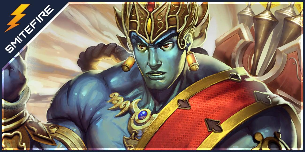 Rama Smite Gods Guides On Smitefire