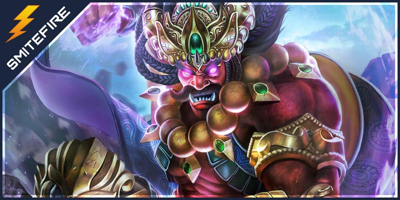 Ravana Smite Gods Guides On Smitefire