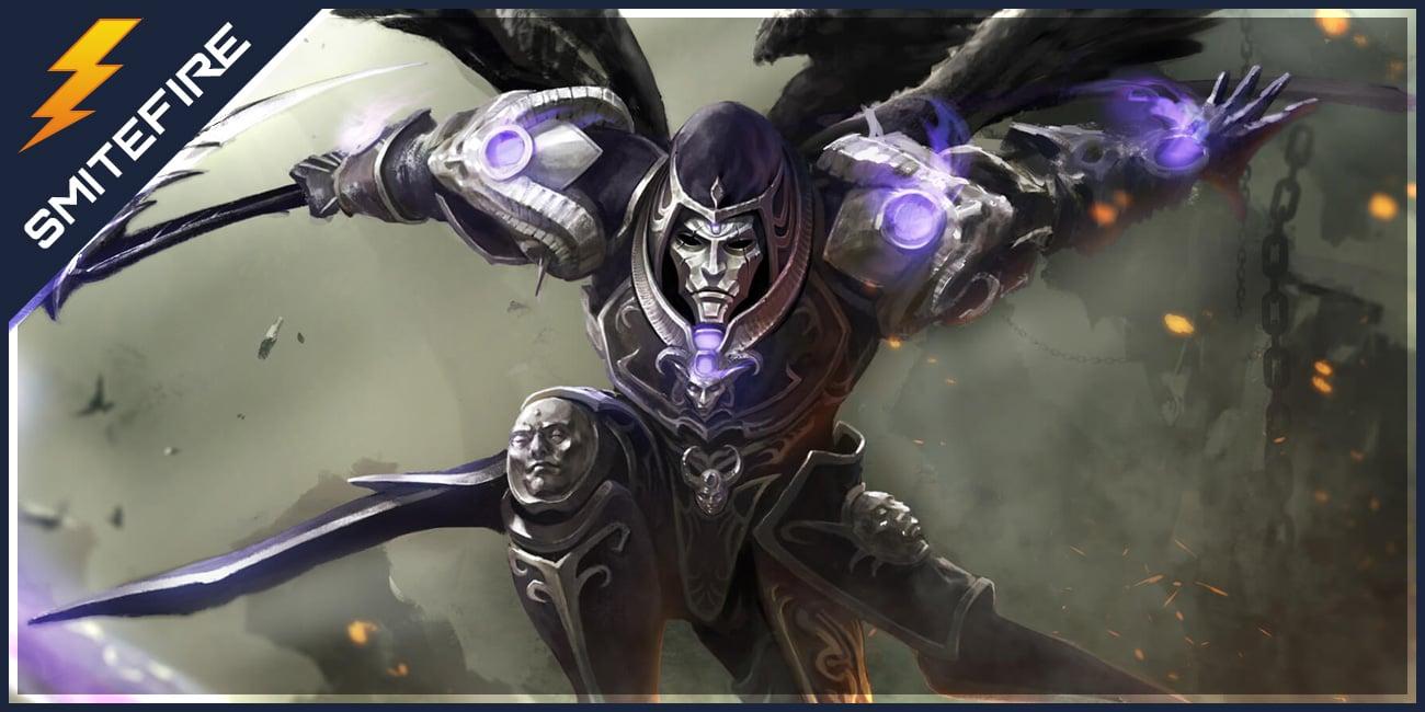 Thanatos Smite Gods Guides On Smitefire