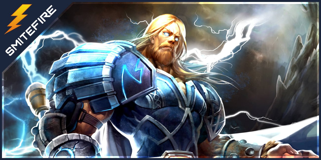 Thor: Smite Gods Guides on SMITEFire